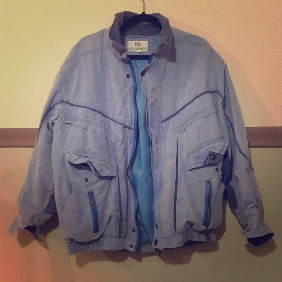 Other - 80's style Jean Jacket